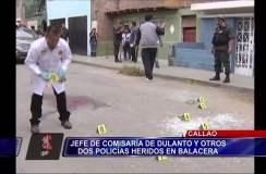 Video 24 Horas / Tres policías heridos tras balacera con delincuentes en el Callao