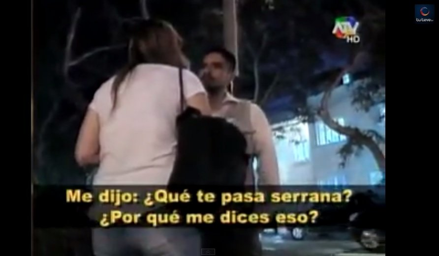 Excombatiente Stephanie Valenzuela acusada de insultos racistas contra joven