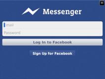 Facebook Messenger presenta fallas y Twitter recogió quejas