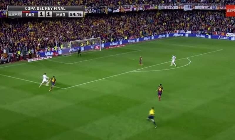 ESPN [VIDEO] El golazo de Gareth Bale que le dio el título a Real Madrid