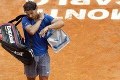 Nadal cedió la iniciativa y quedó eliminado de Monte Carlo a manos de Ferrer.