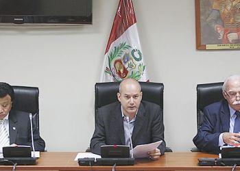 Congreso apelaría fallo del PJ que favorece a Alan García y anula a Megacomisión