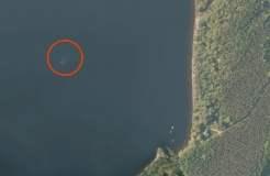 [FOTO Daily Mail] Aseguran que monstruo del Lago Ness aparece en Apple Maps