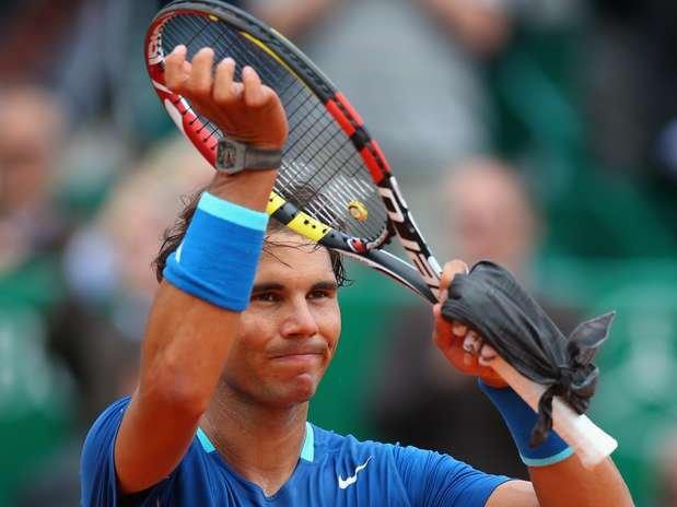 Va por su noveno título en Monte Carlo. Nadal impuso condiciones en su debut.
