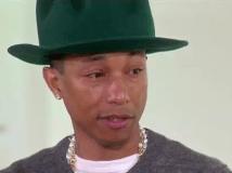 [VIDEO] Pharrell Williams llora con Oprah por éxito de 'Happy'