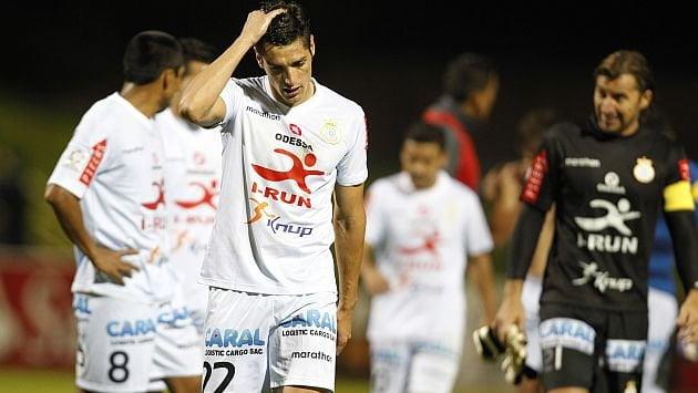 Real Garcilaso decepcionó en la Copa Libertadores 2014.