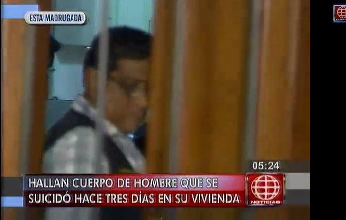 [VIDEO América Noticias] Policial: Anciano fue encontrado ahorcado en su vivienda de Comas