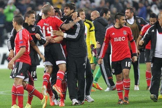 Benfica dio la sorpresa al eliminar a la favorita Juventus y jugará la final de la Europa League ante Sevilla.