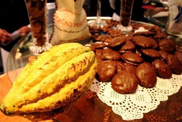 Los productos bajo denominación de Comercio Justo – como el cacao - son exportados bajo altos estándares de calidad.