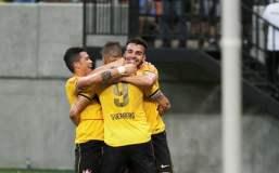 Luego de más de tres meses, Guerrero marcó un gol para el Corinthians.
