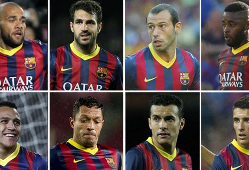 Foto TN / Barcelona venderá a 13 jugadores pero quedan Messi, Piqué, Neymar y otros