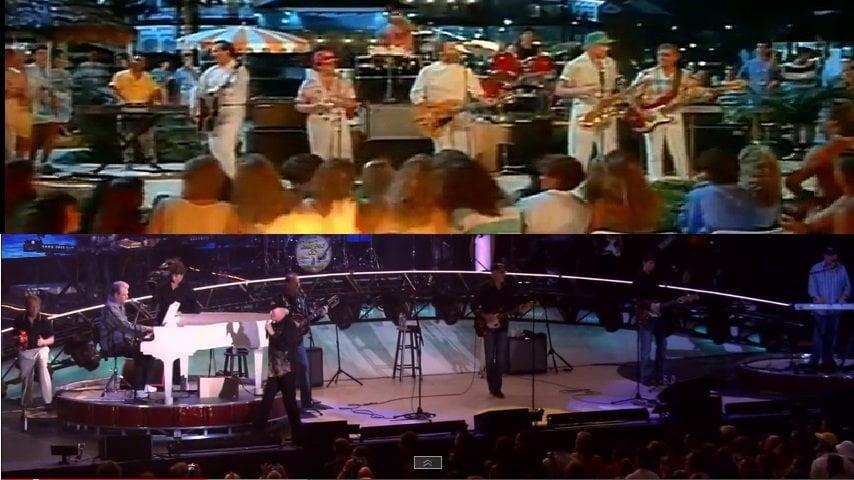 [VIDEOS Youtube] The Beach Boys cantan 'Kokomo' igualito que hace 20 años