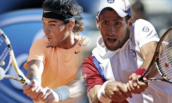 Nadal y Djokovic están a un solo paso de disputar la final de Roma.
