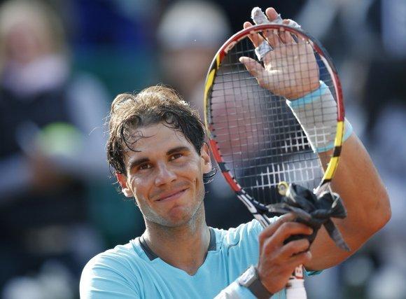 Rafael Nadal enfrentará al serbio Lajovic en octavos de final del Abierto parisino.