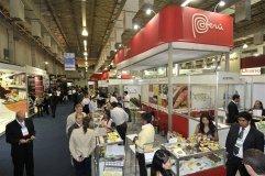 Diferentes productos peruanos del sector agro y pesca se vienen siendo mostrados en APAS Brasil 2014.