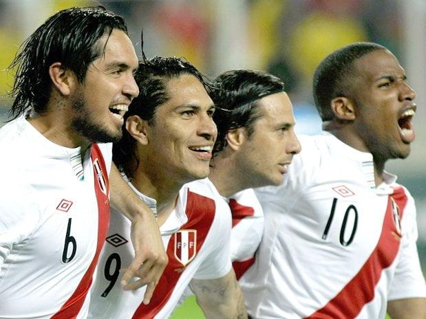 Por distintas razones Juan Manuel Vargas, Paolo Guerrero, Claudio Pizarro y Jefferson Farfán; no jugarán los amistosos contra Inglaterra y Suiza.