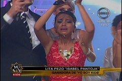 Yo Soy Kids: Imitadora de Isabel Pantoja es la absoluta ganadora