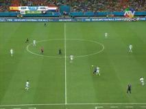 EN VIVO: Holanda golea 5-1 a España por el mundial Brasil 2014