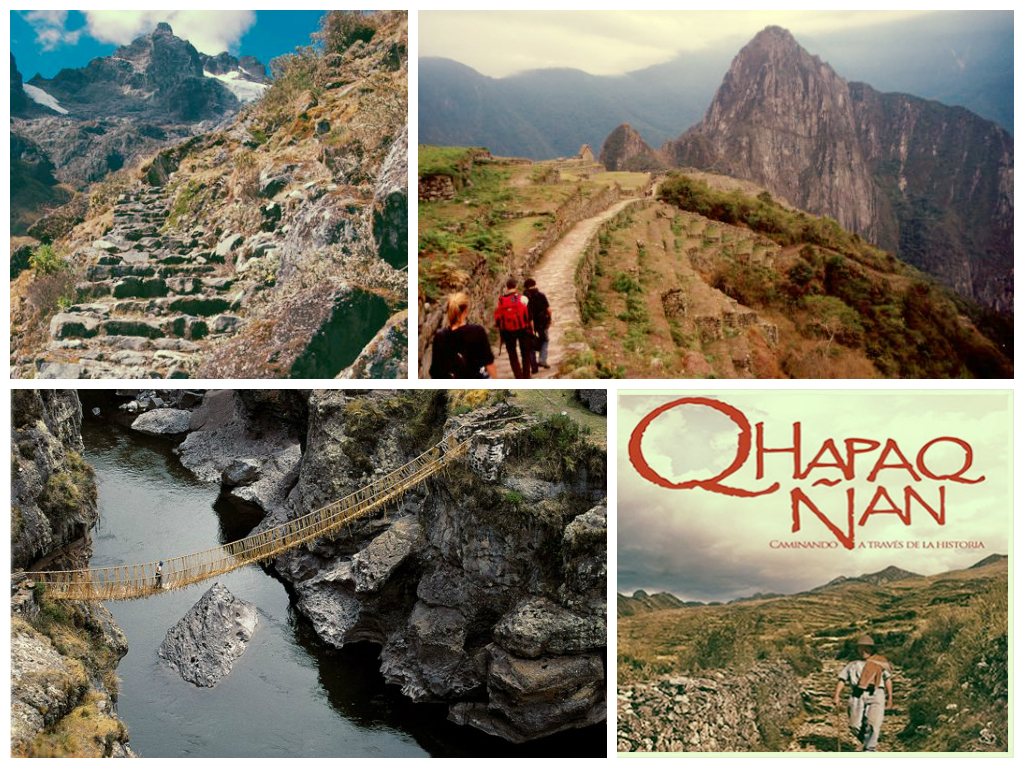 Unesco reconoce al Qhapaq Ñan o Camino Inca como Patrimonio Mundial