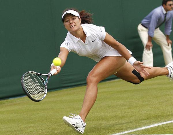 Li Na sigue avanzando sin complicaciones en Wimbledon.