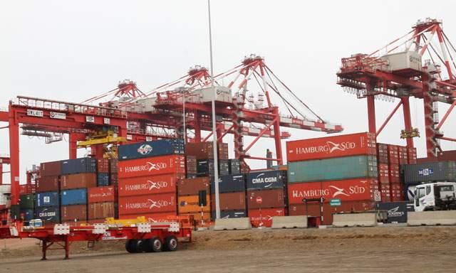 Productos del sector tradicional, principalmente los mineros, propiciaron la desaceleración entre enero y abril de las exportaciones peruanas.