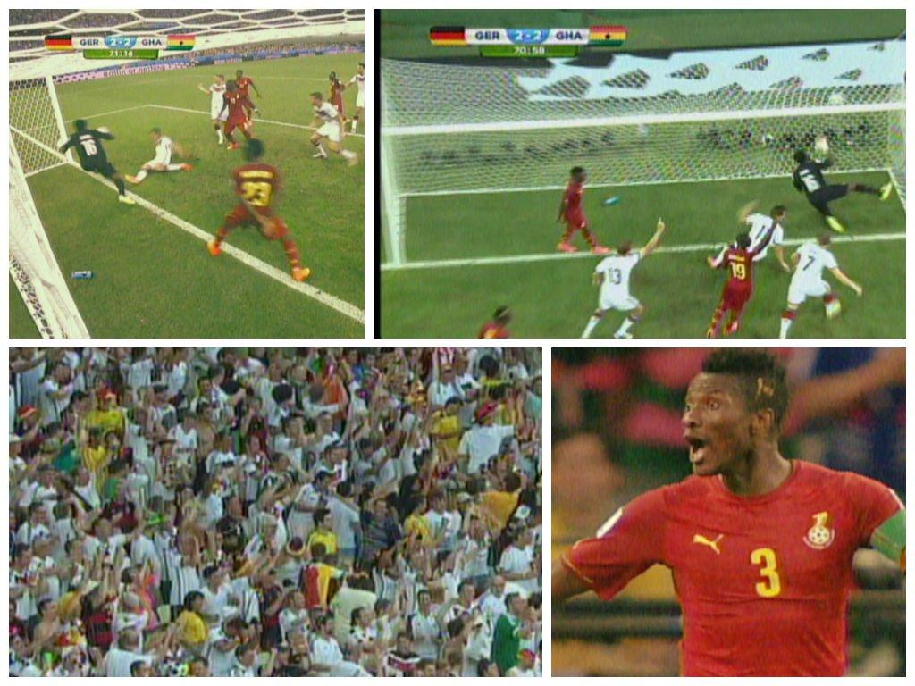 EN VIVO: Alemania y Ghana en duro partido desde Fortaleza Brasil