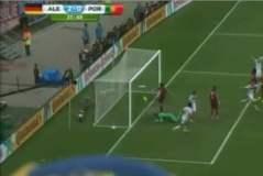 [VIDEO] GOLES: Alemania apabulló 4-0 a Portugal con un reducido Cristiano Ronaldo