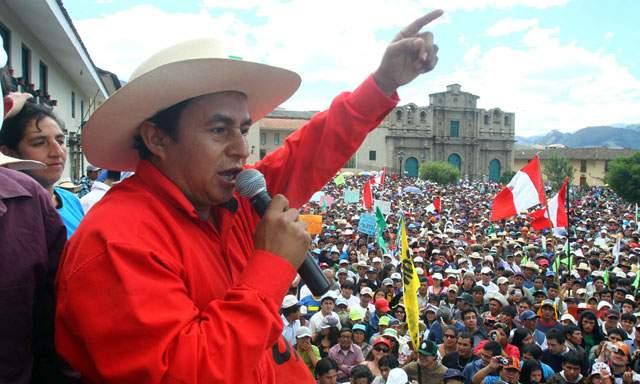 FOTO La República / Gregorio Santos iría a instancias internacionales tras acusación de malos manejos