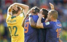 Holanda celebró ante una Australia que mereció quizás un mejor resultado.