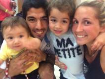 Luis Suárez tuitea, agradece y pide apoyar a la selección uruguaya
