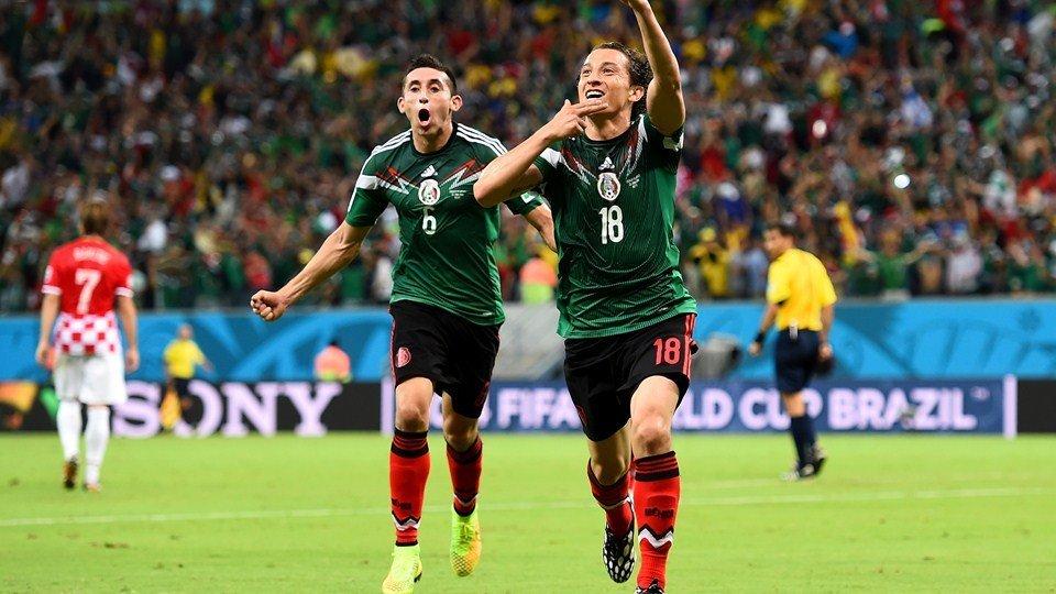 México fue contundente en los últimos 20 minutos para derrotar a Croacia y clasificar a octavos de final.