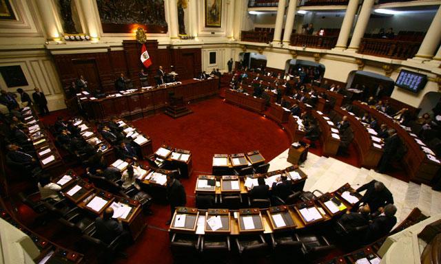 Foto La República / Nueva Ley Universitaria fue aprobada por el Pleno del Congreso
