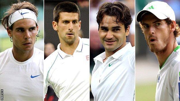 Los cuatro campeones de Wimbledon siguen firmes en la presente edición 2014.