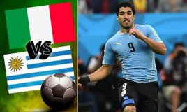 Uruguay vs Italia, confían en Luis Suárez por un triunfo