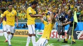 Brasil jugará las semifinales con Alemania tras derrotar a una digna selección colombiana.