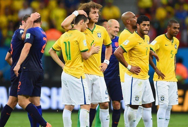 Holanda humilló al local Brasil y lo dejó sin podio.