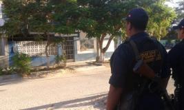 Caso Edita Guerrero: Allanan casa de Paul Olortiga y no lo encuentran