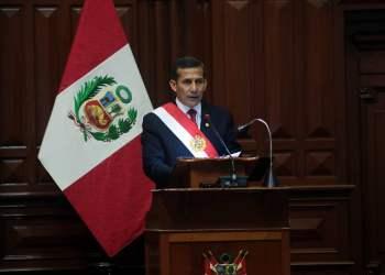 """[VIDEO] Humala en 28 de Julio: """"Aumentaremos en 0.5% la inversión en educación"""""""