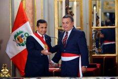 "Ministro Urresti: ""Le dije al presidente Humala sobre denuncia de lesa humanidad"""