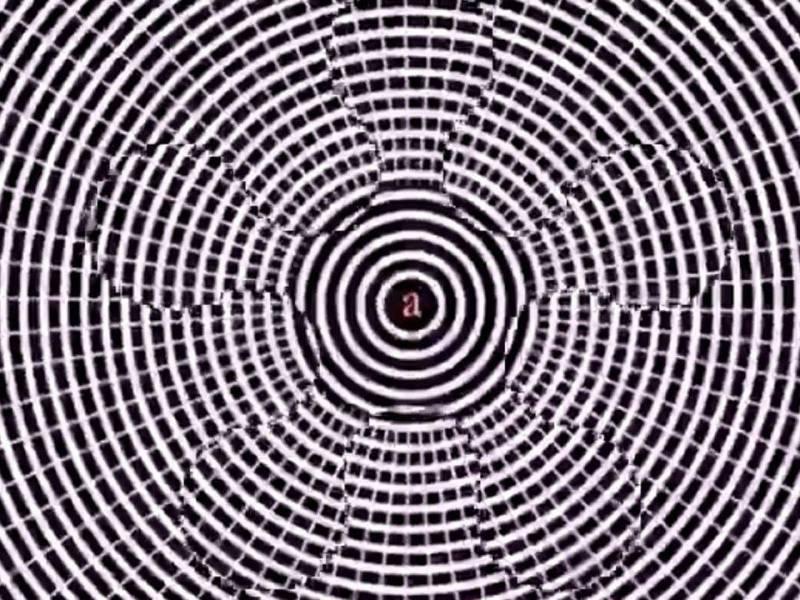 CUIDADO: Mirar este video te puede causar alucinaciones