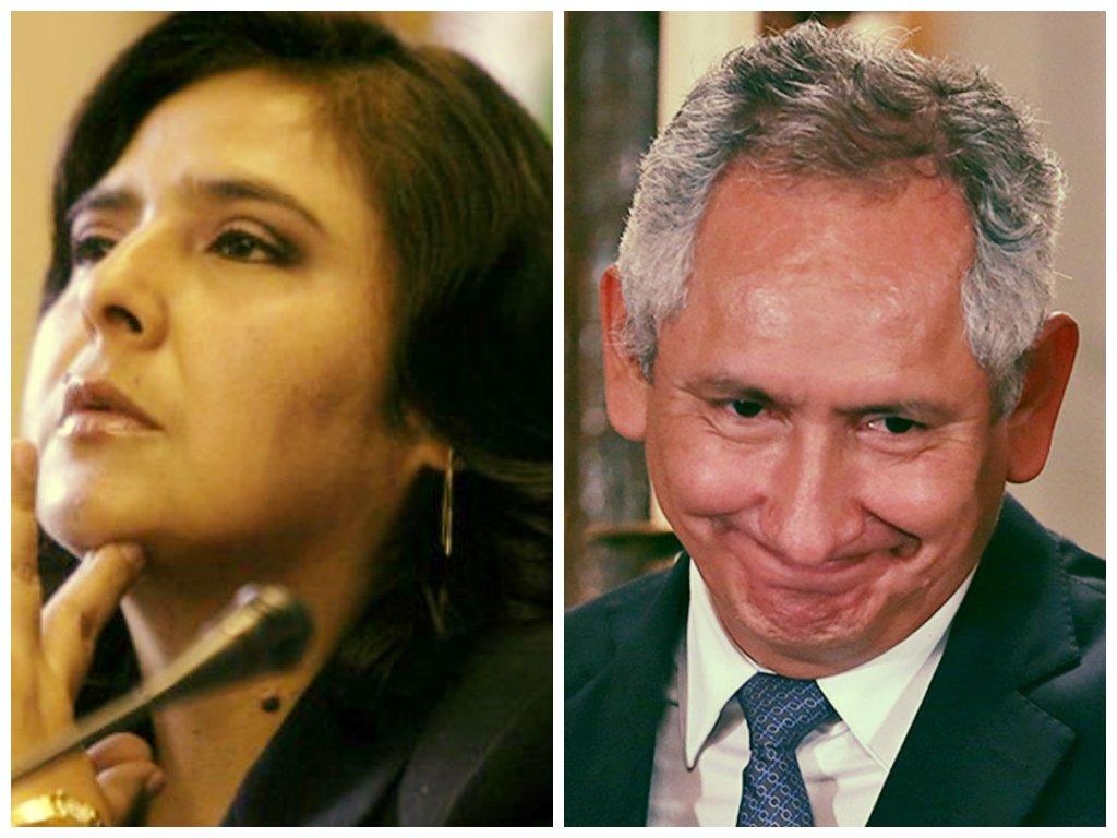 Ministra Ana Jara entra como titular de la PCM, sale René Cornejo