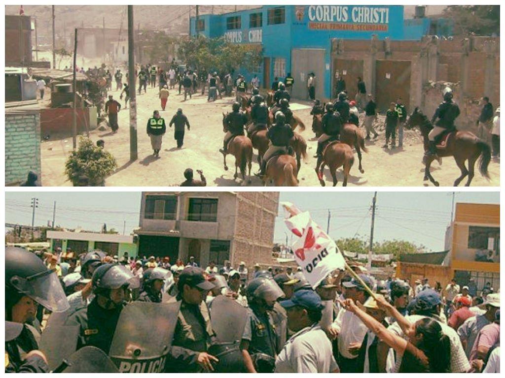 Enfrentamientos en Jicamarca dejan dos muertos según alcaldesa