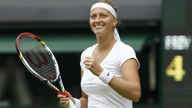 La choca Petra Kvitova puede campeonar por segunda vez en Wimbledon si derrota este sábado a la canadiense Bouchard.