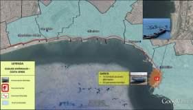 Oleaje anómalo en costa peruana deja 100 afectados y 40 viviendas destruídas