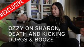 Video y foto: The Mirror / Ozzy Osbourne pidió 'muerte asistida' si quedaría paralítico o enfermo