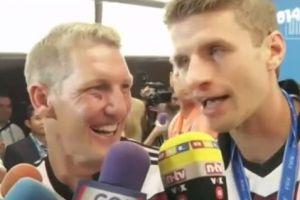 """[VIDEO] Müller insultó a periodista: """"La Bota de Oro te la puedes meter al c…"""""""
