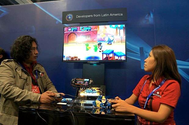 Productos como los videojuegos forman parte de la exportación de Servicios.