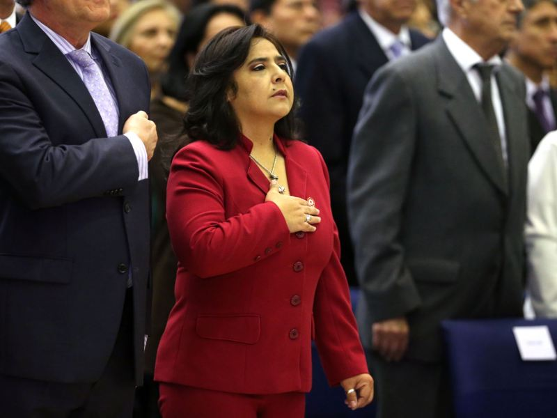 Caso Belaunde Lossio: Ana Jara confirma que contactaron con Interpol