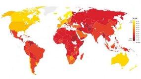 Transparencia: Perú es el quinto país menos corrupto de sudamérica
