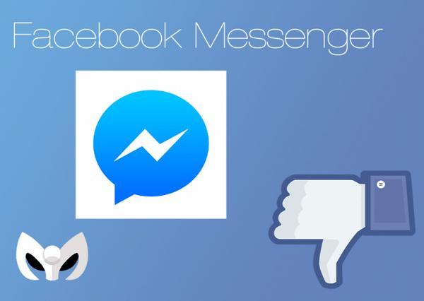 Falla el Facebook Messenger y usuarios se quejan en Twitter